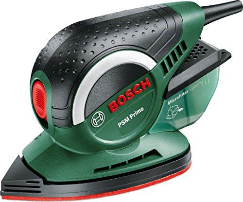 Bosch 06033B8070 PSM Primo Multi-Sander, 93 cm2 sanding plate