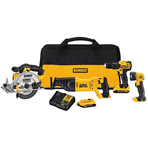 DeWalt dck423d220V max 4-Tool Combo Kit
