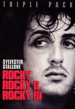 Rocky Box Set Rocky / Rocky II / Rocky III 1979