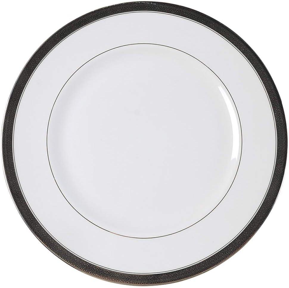Waterford Max 59% OFF Newgrange Platinum One Dinner Ranking TOP17 White Plate