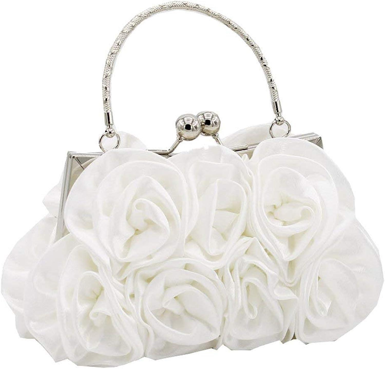 QWhing Abend Clutch Bag Bag Bag Neue Frauen-süße Abendtasche Rosa Bag Abendtasche Braut Paket MultiFarbe Handtasche Handtasche B07PWFD6J2  Saisonale Förderung 119b27