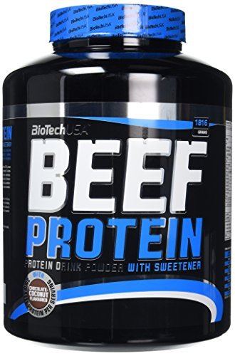 Biotech Beef Protein 1816G 19.16 g Chocolate Coconut Whey Protein Conentrate