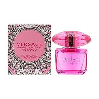 Versace Bright Crystal Absolu Eau de Parfum Spray for Women 3 Ounce