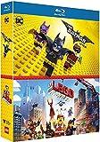 Lego Batman, le film + La Grande Aventure Lego [Francia] [Blu-ray]