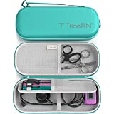Tribe RN Large Stethoscope Case for Nurses - Compatible with 3M Littmann/Omron/MDF Stethoscopes...
