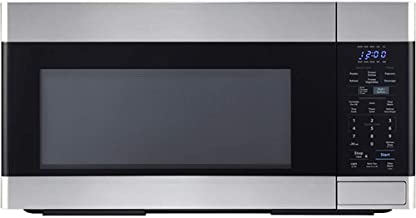 Sharp SMO1854DS Over the Range Microwave Oven with 1.8 cu. ft. Capacity, 1100 Cooking..