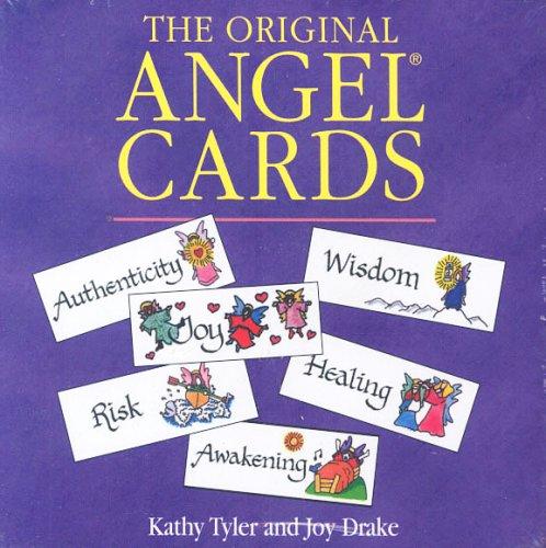 The original angel cards deck