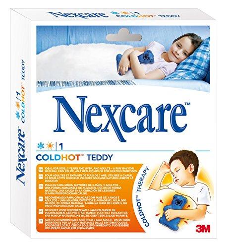 Nexcare Coldhot - Bolsas de gel caliente osito