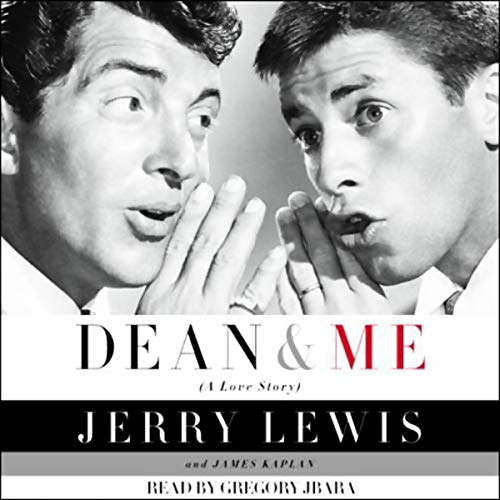 Dean and Me audiobook cover art