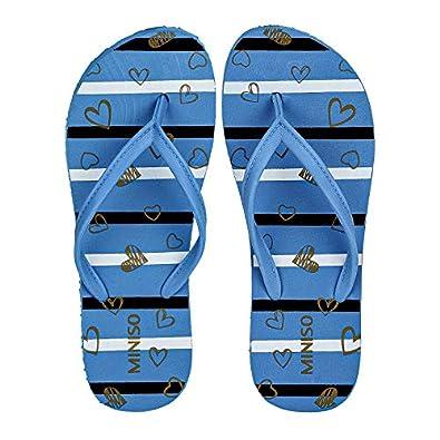 MINISO Womens Flip-Flops