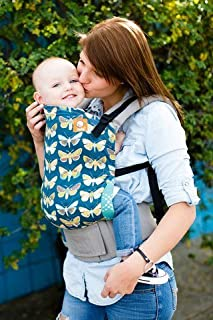 Tula Ergonomic Baby Carrier - Toddler - Gossamer