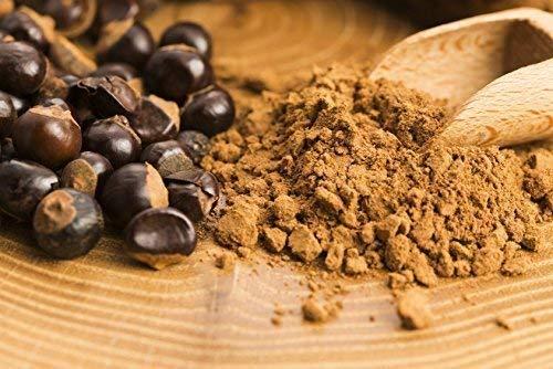250 g Guarana Pulver - gemahlen natürliches Koffein Caffeine ohne Zusätze Pflanzlich
