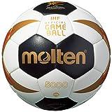 Molten Allemagne WM 2017Mini ballon de handball femme Taille 00Blanc/Noir/Or/Rouge Enfant Taille 00