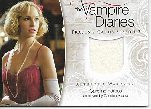 Vampire Diaries Season Three Caroli…