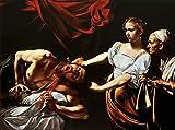 Caravaggio Giclee Lienzo Impresión Pintura póster Reproducción Print(Judith Beheading Holofernes) #XFB