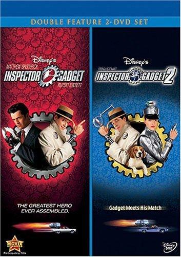 Inspector Gadget/Inspector Gadget 2 2-Movie Collection