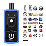 FORSCAN tpms relearn Tool U508 Universal for GM Jeep and Ford Chrysler & Dodge Tire Pressure Monitor Sensor TPMS Reset Activation Tool 2021 Edition