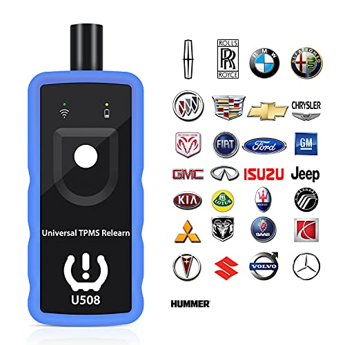FORSCAN Tire Reset Tool U508 for Most Car Brands Relearn Tool Universal Tire Pressure Monitor Sensor TPMS Reset Activation Tool 2021 Edition -  FORSCAN-tpms-U508