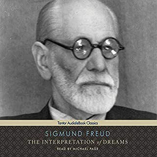 The Interpretation of Dreams audiobook cover art