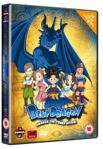 Blue Dragon - Complete Series 1 [DVD] (12)