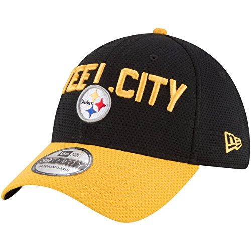 New Era 39Thirty Cap - NFL 2018 DRAFT Pittsburgh Steelers