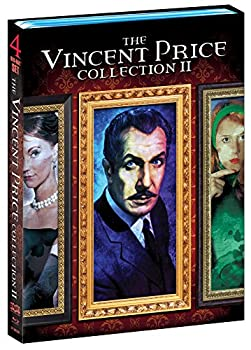 The Vincent Price Collection II [House on Haunted Hill The Return of the Fly The Comedy of Terrors The Raven The Last Man on Earth Tomb of Ligeia & Dr Phibes Rises Again  [Blu-ray]