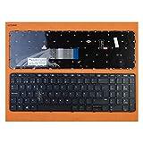 IFINGER Teclado Español para portátil HP Probook 450 455 470 G3