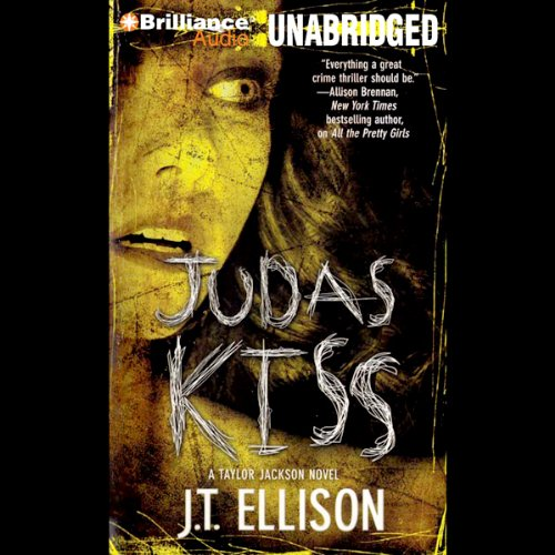 Judas Kiss cover art