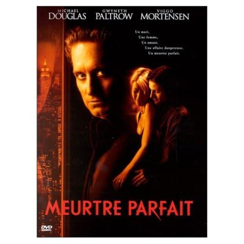 Meurtre Parfait - DVD