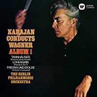 Karajan/BPO - Karajan conducts Wagner Album 1 [SACD Hybrid] (Japan Import) by Karajan/BPO - Karajan conducts Wagner Album 1 [SACD Hybrid] (Japan Import) (2012-07-28)