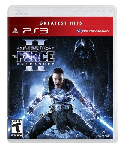 Preisvergleich Produktbild Star Wars the Force Unleashed II