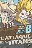 L'Attaque des Titans Edition Colossale T08 (L'Attaque des Titans - Edition colossale t. 8) - Format Kindle - 9782811645878 - 12,99 €