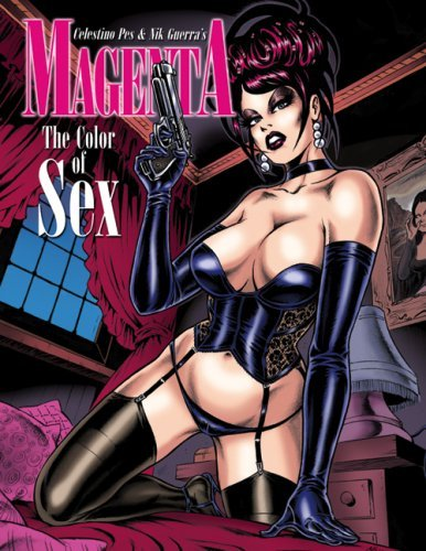 Magenta - The Color of Sex by Celestino Pes(2008-03-31)
