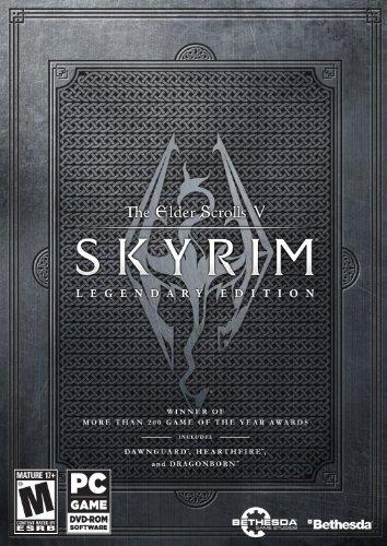 The Elder Scrolls V: Skyrim Legendary Edition (輸入版:北米)
