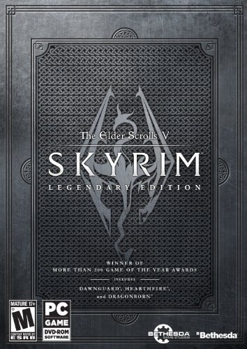 The Elder Scrolls V: Skyrim - PC Legendary Edition