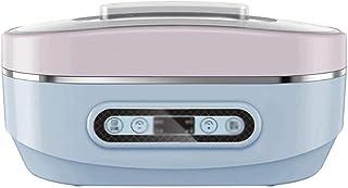 SJYDQ Yaourt Automatique numérique Machine avec 4 bocaux en Verre, Fermentation 360 ° température constante, Convient for ...