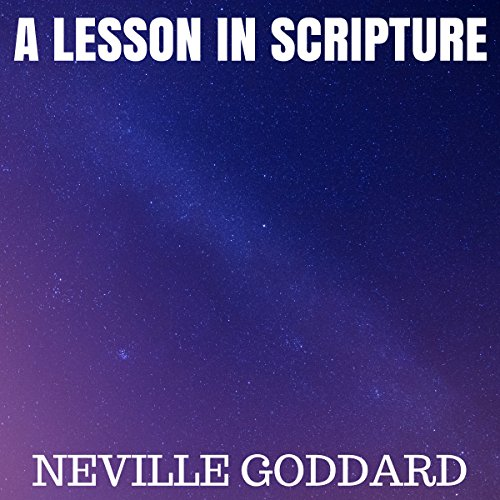 A Lesson in Scripture  By  cover art