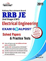 RRB JE 2nd Stage (CBT) Electrical Engineering Exam Goalpost Solved Papers & Practice Test, 2019