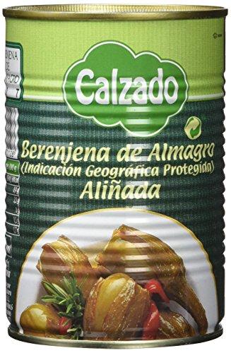 Berenjena Aliñada IGP Berenjena de Almagro 390g