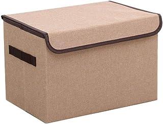 Panier de rangement de boîte de Rangement de Jouet des Enfants de Panier de Panier Se Pliant avec la boîte de Rangement de...