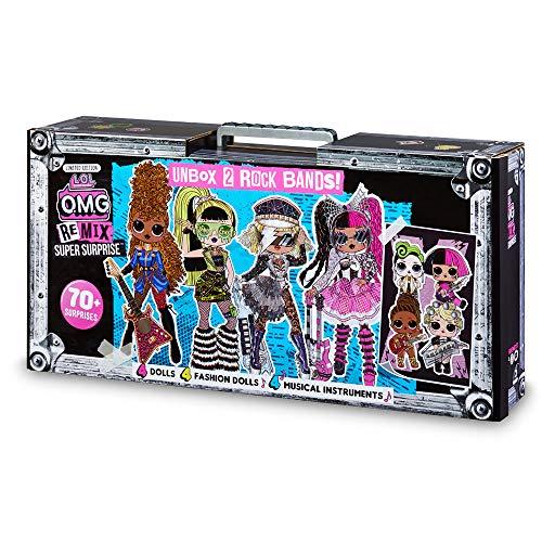 Giochi Preziosi - L.O.L Surprise Omg Serie remix Boombox Amazing Surprise