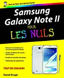 Samsung Galaxy Note II Pour les Nuls (French Edition)