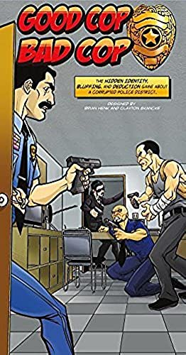 Good Cop Bad Cop 2nd Edition by Unknown