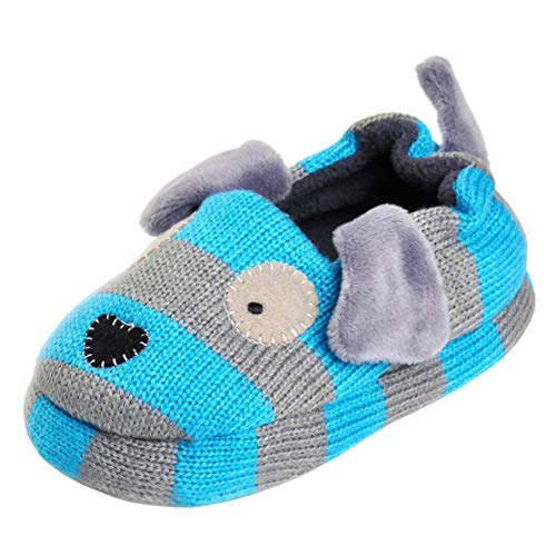 crochet house shoes - 3