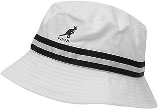 79b8ac6ccbe1d2 Amazon.co.uk: White - Bucket Hats / Hats & Caps: Clothing