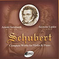 Schubert: Complete Music for Violin & Piano
