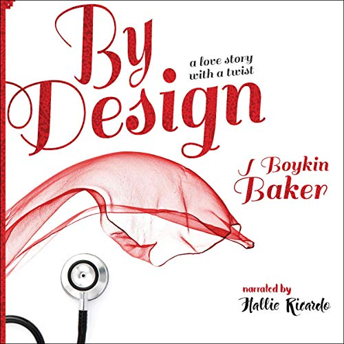By Design audiobook cover art
