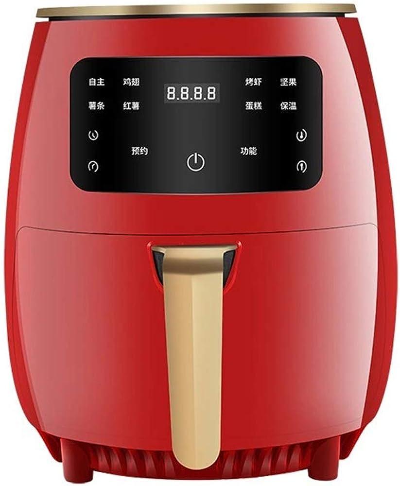Raypow, friggitrice ad aria senza olio,touch screen multifunzione · 4.5l 1400w AIRFRYER_RO