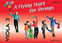 A Flying Start for Strings Viola Book 3