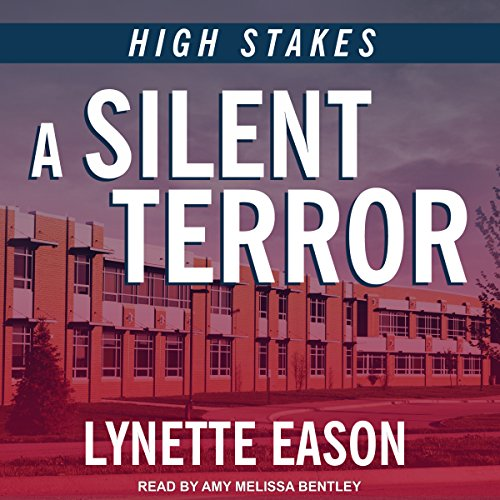 A Silent Terror audiobook cover art
